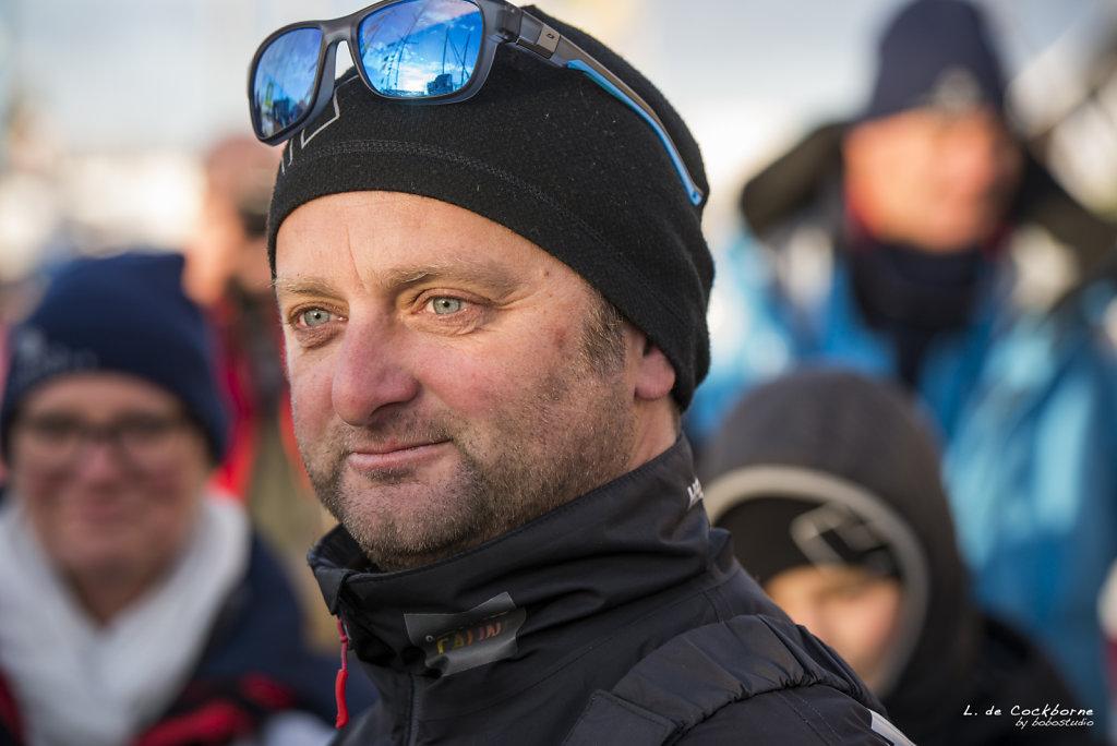 Vendée Globe 2016 / Arnaud Boissières