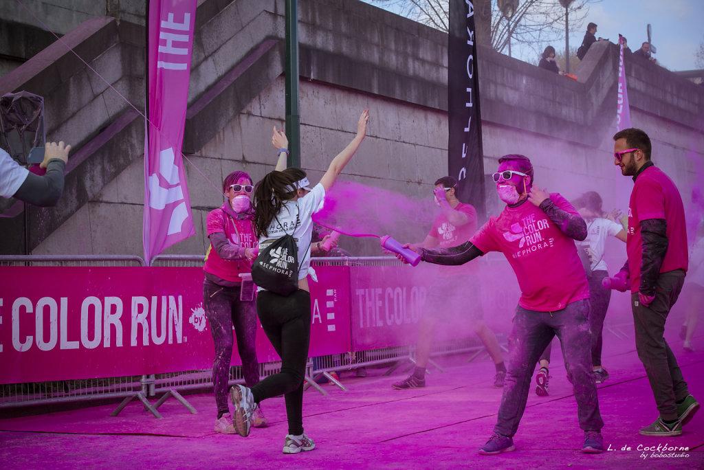 Color Run Paris 2016